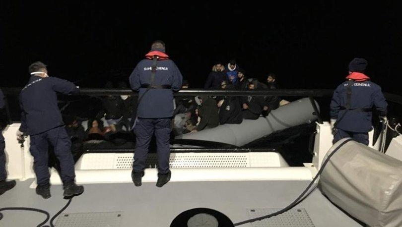 İzmir'de 88 kaçak göçmen yakalandı