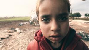 BBC İdlib'de: Binlerce Suriyeli Türkiye sınırına kaçıyor