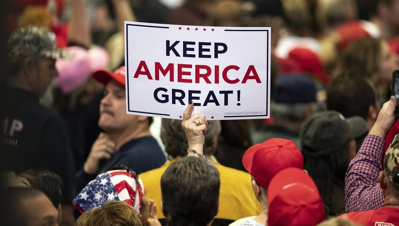 ABD Başkanlık Seçimleri: Trump'a 'kamuoyu desteği artıyor'