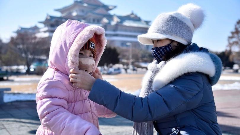 Covid-19: Kuzey Kore koronavirüs şüphesiyle 380 yabancıyı karantina altına aldı