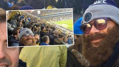 Diego Lugano Fenerbahçe-Galatasaray derbisi