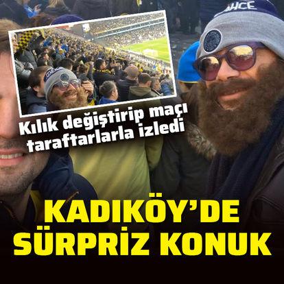 Kadıköy'de sürpriz konuk!