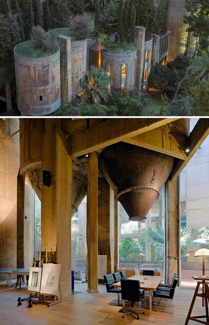 Harabe yapıların inanılmaz dönüşümleri!
