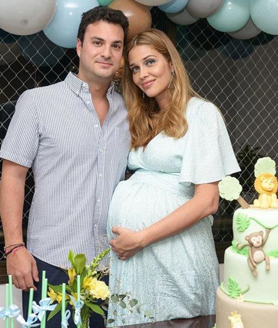 Ana Beatriz Barros ikinci kez anne oldu - Magazin haberleri