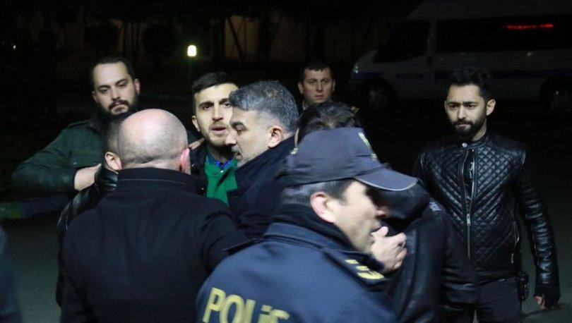 Çaykur Rizespor taraftarından tesislerde protesto