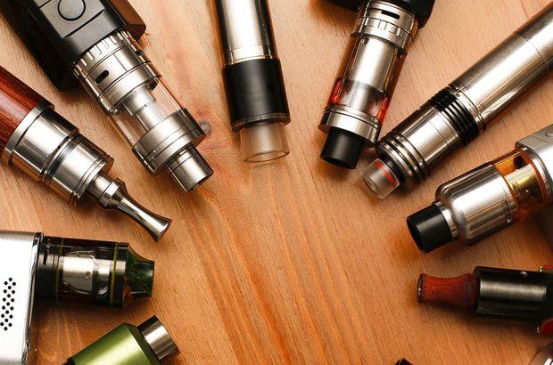 E-sigara ithalatı yasaklandı