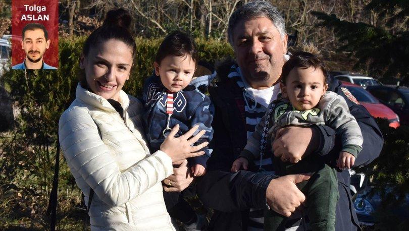 Mustafa Uslu-Sinem Öztürk çifti: Güzel bir gün oldu - Magazin haberleri