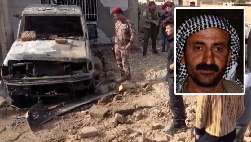 Son dakika haberi Terör örgütünün sözde Mahmur-Kerkük sorumlusu öldürüldü!