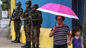 Brezilya'nın Ceara eyaletinde polis greve gitti, 5 günde 147 cinayet işlendi