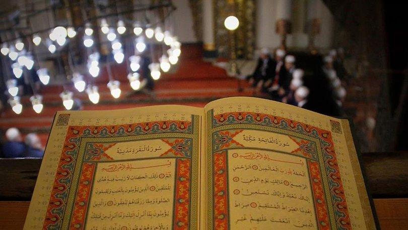 Üç aylar duası nedir? Arapça ve Türkçe üç aylar duası okunuşu