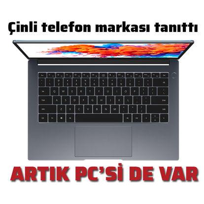 'PC pazarında da varım' dedi