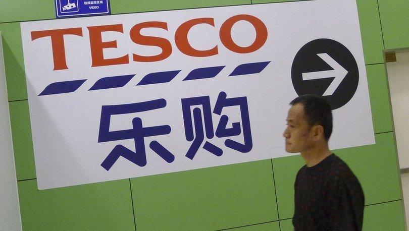 Tesco Çin pazarından çıktı