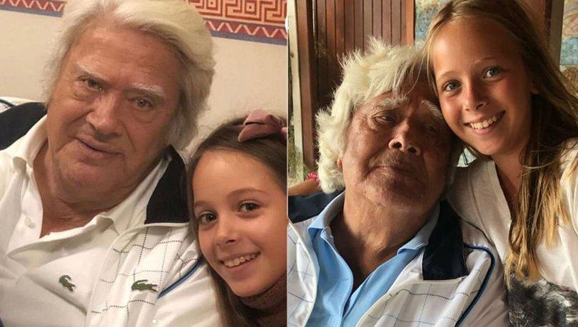 Cüneyt Arkın'ın torunu Zeynep Cüreklibatur oyuncu oldu - Magazin haberleri