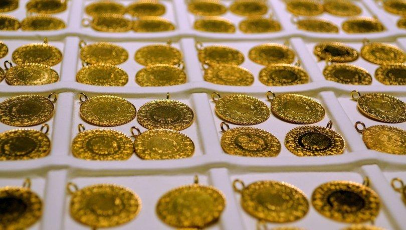 Gram altın fiyatı dünkü rekor seviyesinin altında