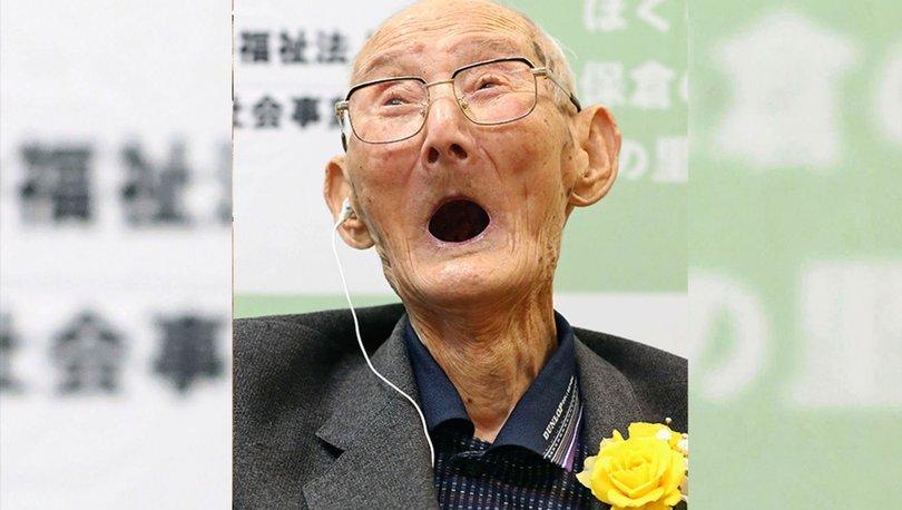 Dünyanın en yaşlı erkeği öldü! İşte yaşı...
