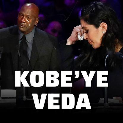 Kobe'ye veda