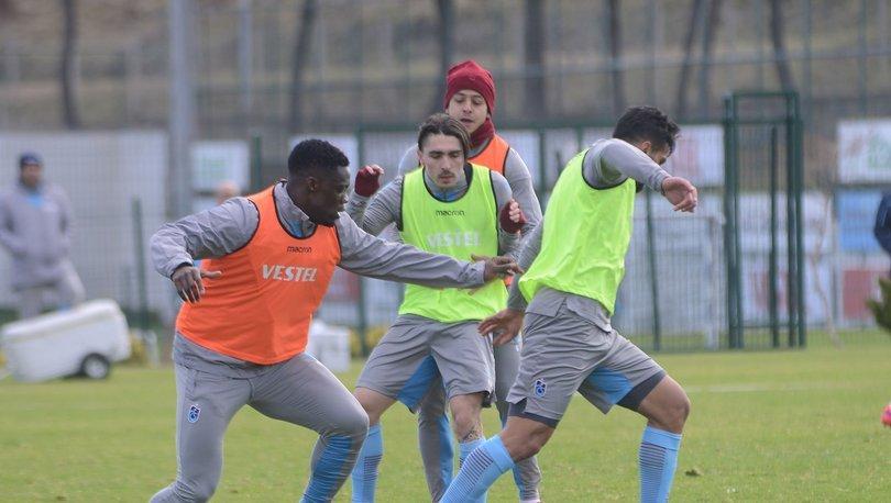 Trabzonspor'da Abdulkadir Ömür sevinci