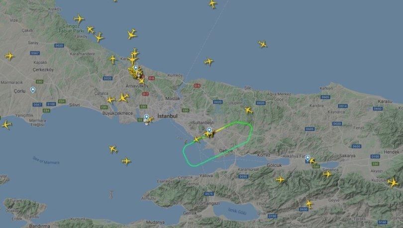 Son dakika haberi! Pegasus uçağı Sabih Göçken Havalimanı'nda tehlike atlattı!