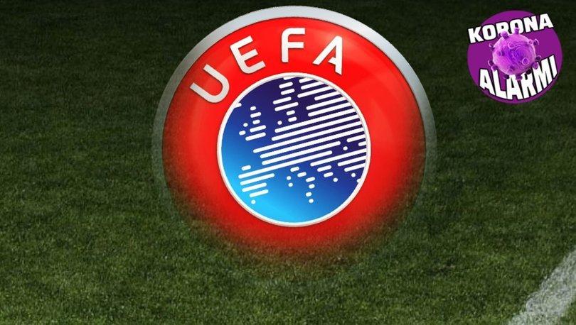 UEFA'dan kritik koronavirüs açıklaması (İtalya Türkiye maçı coronavirüs)