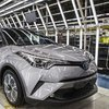 Sakarya'da 163 bin hibrit araç üretti