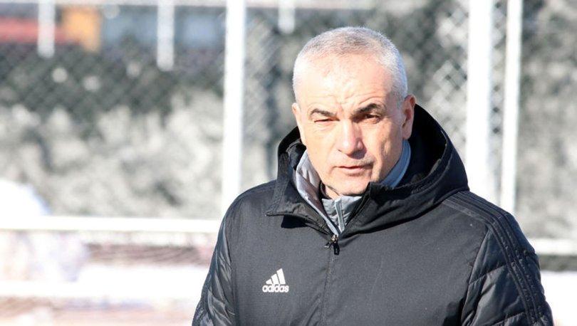 Sivasspor'da Rıza Çalımbay'dan flaş şampiyonluk açıklaması!