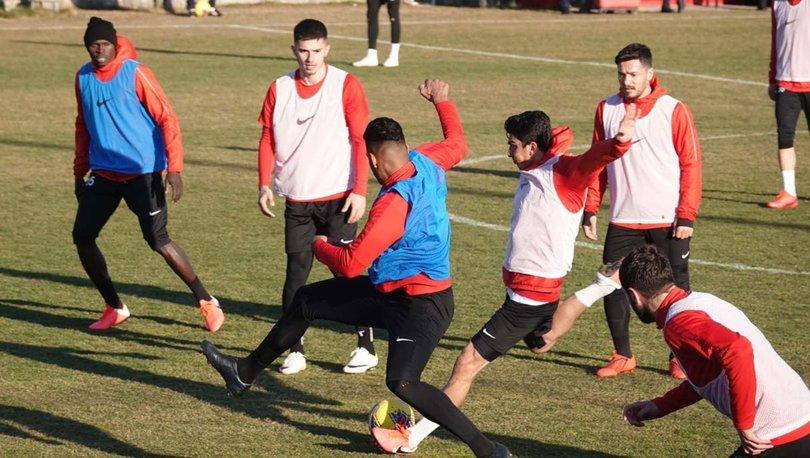 Gençlerbirliği, Galatasaray maçının hazırlıklarına başladı