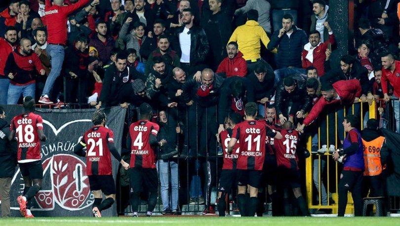 Fatih Karagümrük: 2 - Eskişehirspor: 0 | MAÇ SONUCU