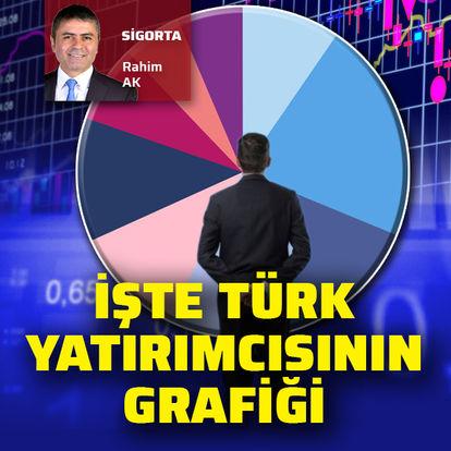 İşte Türk yatırımcının grafiği