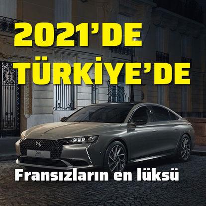 En lüks Fransız 2021'de Türkiye'de