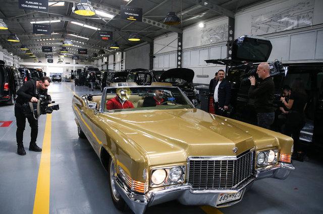 Volkan Konak, Elvis Presley'in otomobilini aldı - Magazin haberleri