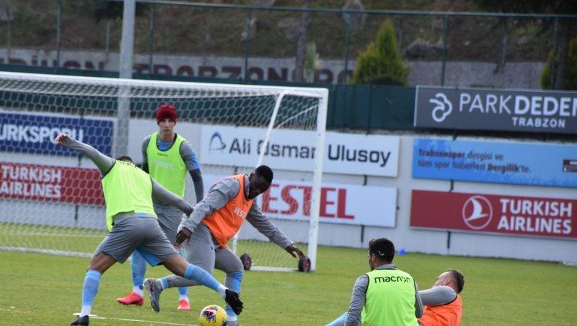 Trabzonspor'da teknik heyetten 'doğru pozisyon' uyarısı! Trabzonspor haberleri