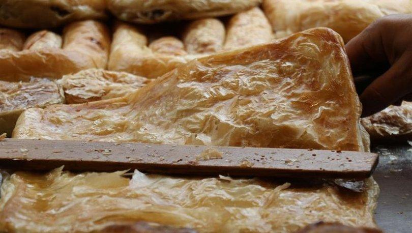 Baklavalık yufkadan börek nasıl yapılır?