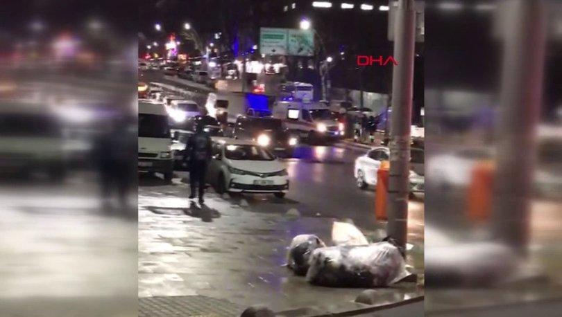 Son dakika haberi! Sultangazi'de şerit değiştiren sürücü ambulansa kaza yaptırdı!