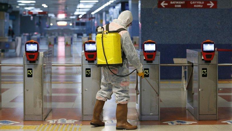 Son dakika haberi! Başkentte metro ve Ankaray istasyonlarında