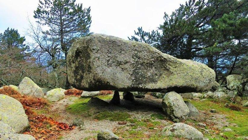 Dağcılar keşfetti... Şaşkına çeviren kaya!