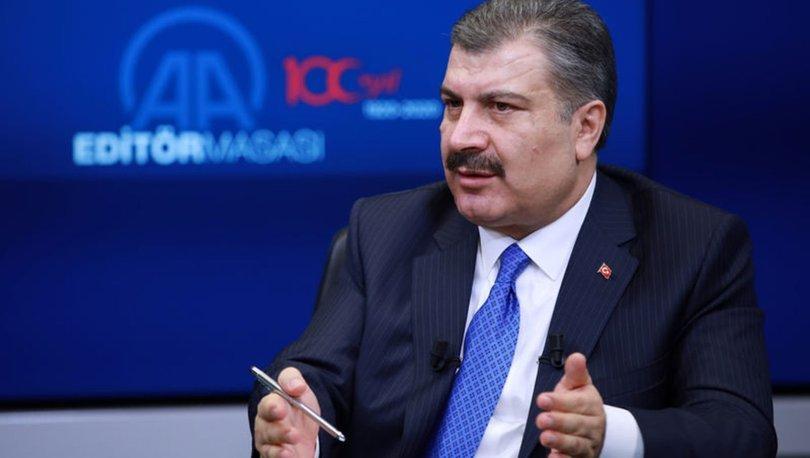 Son dakika haberi: Corona virüsü Türkiye'ye geldi mi? Bakan az önce açıkladı