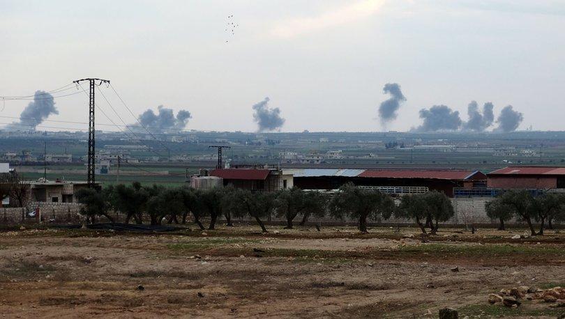 İdlib bombalanıyor: 12'si çocuk 31 ölü, 104 yaralı!