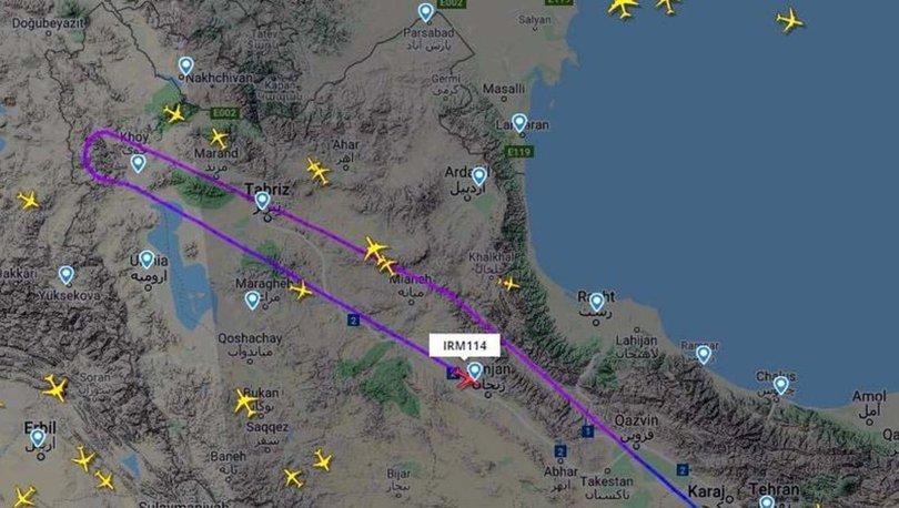 SON DAKİKA! Kargo ve tarifesiz dahil tüm İran uçuşları iptal edildi