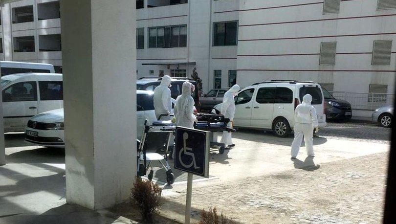 Kastamonu'da 2 kişi, koronavirüs şüphesi ile gözlem altına alındı