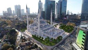 463 yıl sonra Levent'e 'Süleymaniye'