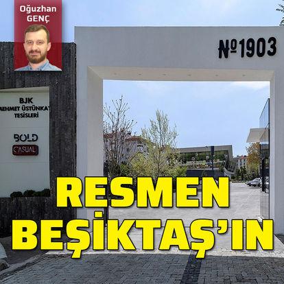 No: 1903 resmen Beşiktaş'ın!