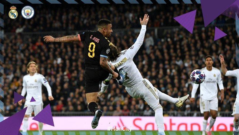 Real Madrid Manchester City MAÇ SONUCU - ÖZETİ! Real Madrid dağıldı! Avantajı City kaptı