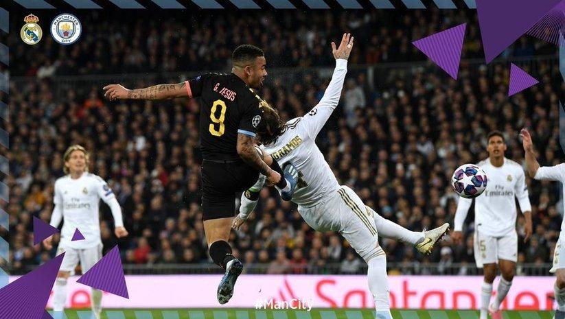 Real Madrid dağıldı! Avantajı City kaptı