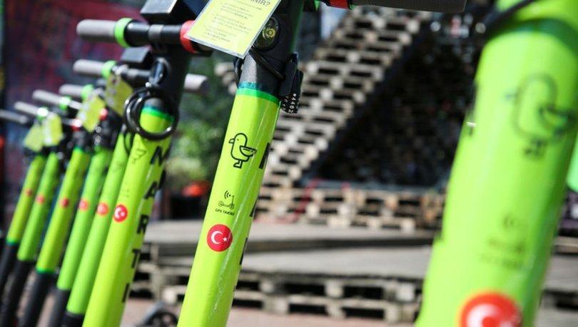 Elektrikli scooterlar (Martı) ne kadar güvenli - Haberler