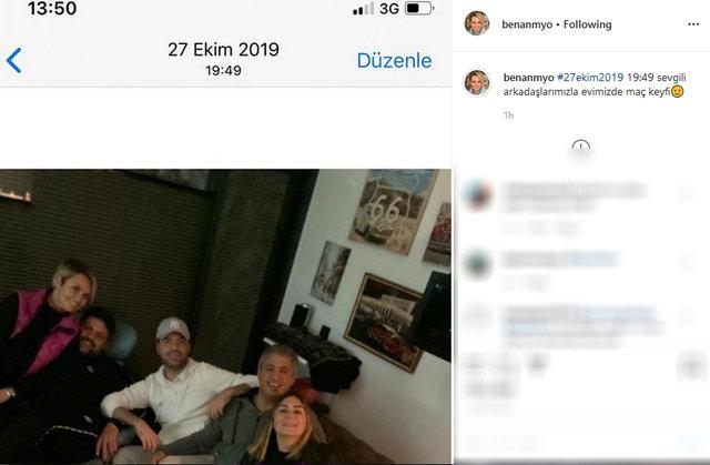 Ece Erken'e büyük şok! Şafak Mahmutyazıcıoğlu'nun eşinden olay paylaşım- Magazin haberleri