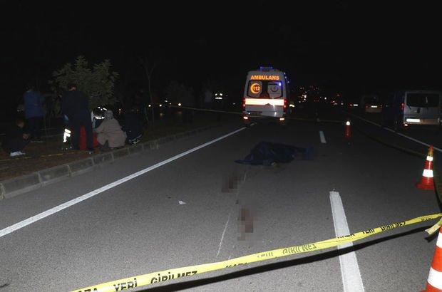 Fethiye motosiklet kazası: 1 ölü, 1 yaralı