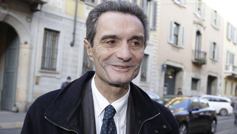 İtalya'da Lombardiya Başkanı, kendisini koronavirüs karantinasına aldı