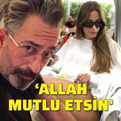 """""""Allah mutlu etsin"""""""