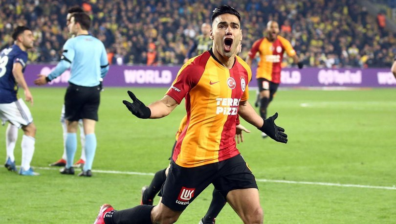Falcao yeniden Kolombiya'ya! Galatasaray haberleri
