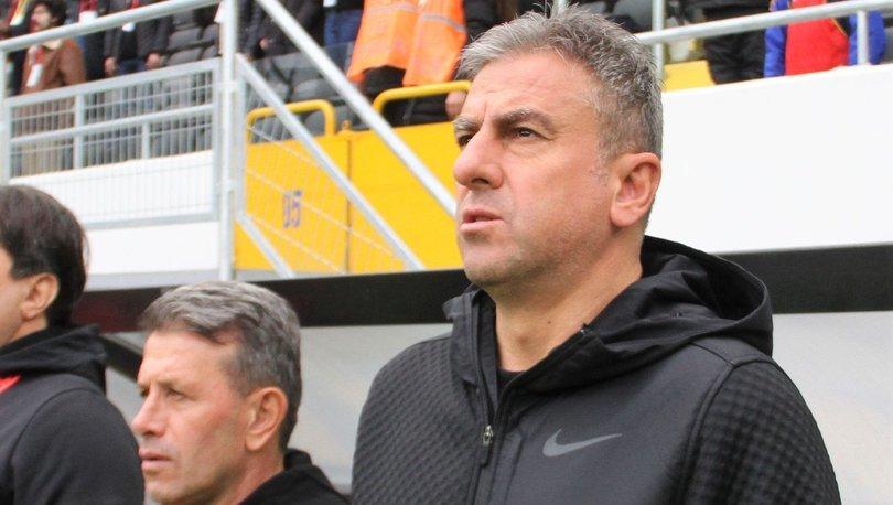 Gençlerbirliği Teknik Direktörü Hamza Hamzaoğlu açıklamalarda bulundu